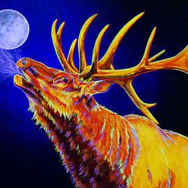 Teshia Art - Bull Moon