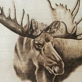 Farrah  Mathis  - Bull moose