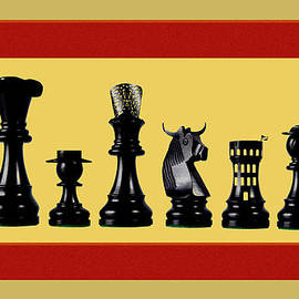 Enrique Amat - Bullfighters Chess Family