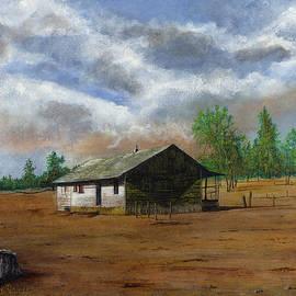 Stuart B Yaeger - Bunk house Cheyenne Wy