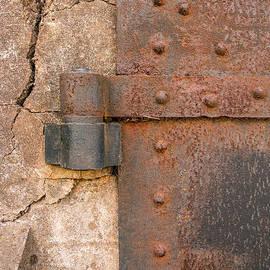 Raphael Bruckner - Bunker Door Presidio San Francisco