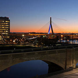 Juergen Roth - Bunker Hill Bridge and Education First Headquarter