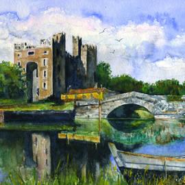 John D Benson - Bunratty Castle