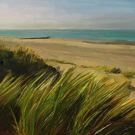 Nop Briex - Burgh Haamstede Beach in Zeeland