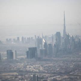 Nick Mares - Burj Khalifa 828 M