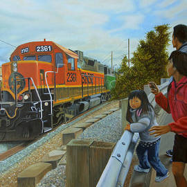 Thu Nguyen - Burlington Northern Santa Fe
