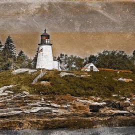 Suzanne Stout - Burnt Island Lighthouse