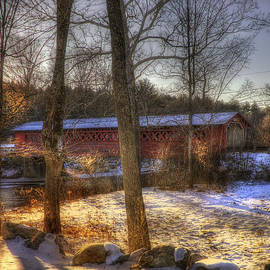Joann Vitali - Burt Henry Covered Bridge - Vermont