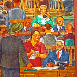 Joseph Coulombe - Business Looking Busy