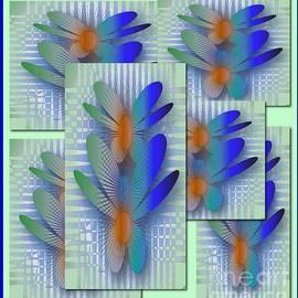 Iris Gelbart - Butterflies 2