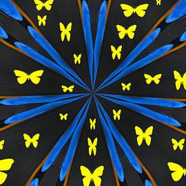 Karol  Livote - Butterflies Galore