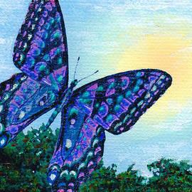 Michele  Avanti - Butterflies in Flight