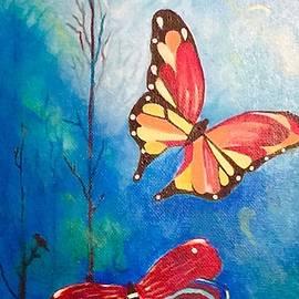 Tomislav Neely-Turkalj - Butterflies