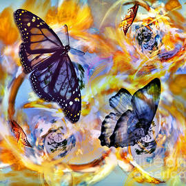 Linda Troski - Butterfly Circle of LIfe