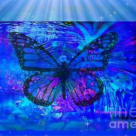 Sherri  Of Palm Springs - Butterfly Heaven