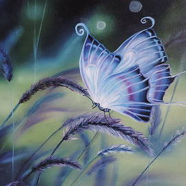 Dianna Lewis - Butterfly series #3