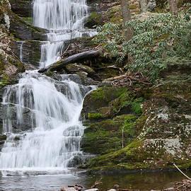 Allen Beatty - Buttermilk Falls New Jersey