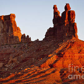 Mike Cavaroc - Buttes in Valley of the Gods