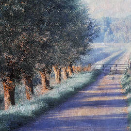 Jenny Rainbow - By Road of Your Dream. Monet Style