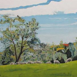 Francois Fournier - By The Big Elm