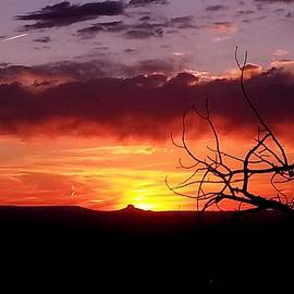 Dan Vallo - Cabazon Sunset