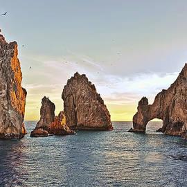Marcia Colelli - Cabo San Lucas Arch Sunset