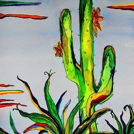 Sharon Leigh - Cactus Day