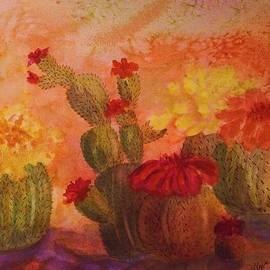 Ellen Levinson - Cactus Garden