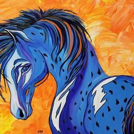 Janice Rae Pariza - CADET the Blue Horse