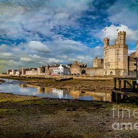 Adrian Evans - Caernarfon Castle