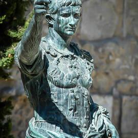William Krumpelman - Caesar Statue