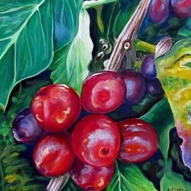 Carol Allen Anfinsen - Cafe Costa Rica