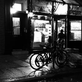 Miriam Danar - Cafe Noir - New York in the Rain