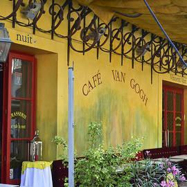 Allen Sheffield - Cafe Van Gogh