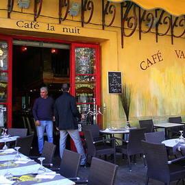 Laurel Talabere - Cafe Van Gogh