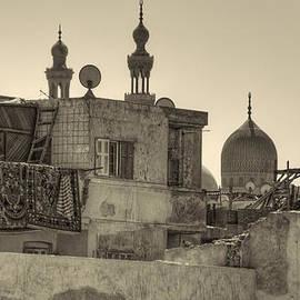 Nigel Fletcher-Jones - Cairo Skyline II