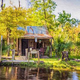 Steve Harrington - Cajun Cabin - Paint