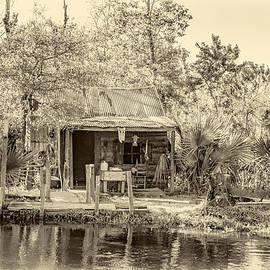 Steve Harrington - Cajun Cabin - Sepia