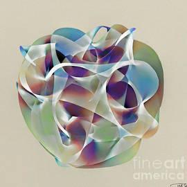 Ted Guhl - Calabi Yau Manifold Heart
