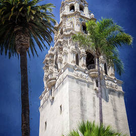 Joan Carroll - California Tower Balboa Park
