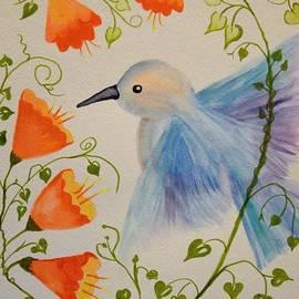 Maria Urso  - Call of the Hummingbird