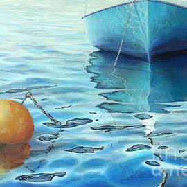 Miki Karni - Calm turquoise sea