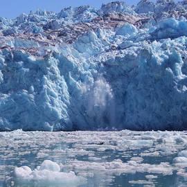 Mo Barton - Calving Glacier