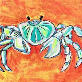 Catherine Lee - Calypso Crab #1