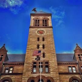 Ryan Laperle - Cambridge City Hall Fly By