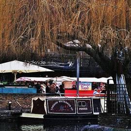 Marcus Dagan - Camden Lock, London