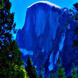 Bob and Nadine Johnston - Camping Half Dome Yosemite National Park