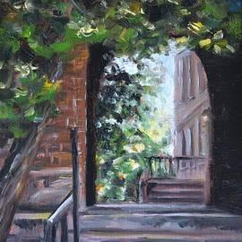 Lori Pittenger - Campus Passage