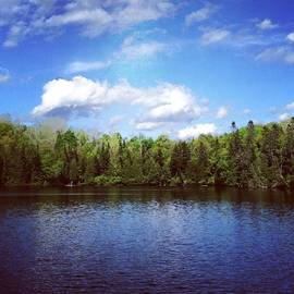 Cristina Stefan - Canadian Lake