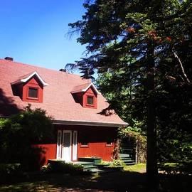 Cristina Stefan - Canadian Cottage In Canada